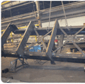 Steel Mast Fabrication