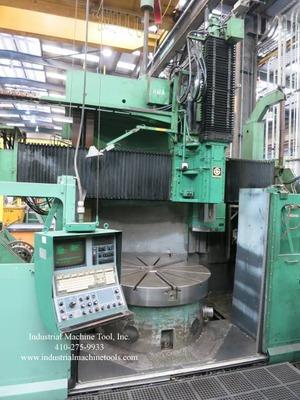 Capability: Machining:  Vertical Turret Lathe