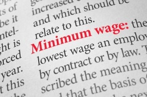 Minimum Wage:  Good Deal…for whom?