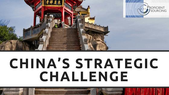 China's Strategic Challenge